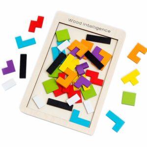 Tetris di Legno