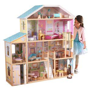 Casa delle Bambole in Legno Majestic Mansion KidKraft