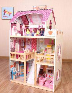 leomark casa delle bambole