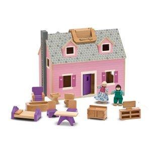 melissa & doug - casa delle bambole