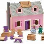 migliori case delle bambole in legno