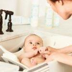 bagnetto del neonato - coccodimamma.com