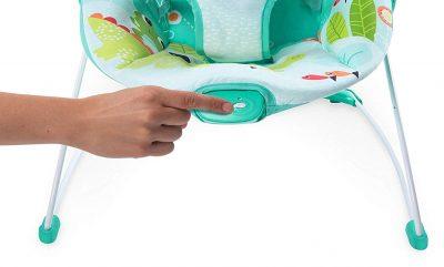 sdraietta neonato con vibrazione