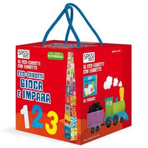 Eco-cubotti. Ediz. a colori - giocattoli economici