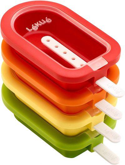 Lékué - stampi per gelati e ghiaccioli