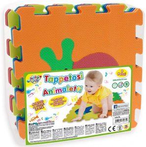giocattoli economici - Tappeto Puzzle con Animali