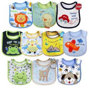bavaglini per neonato