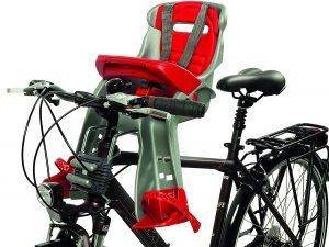 seggiolino bici anteriore
