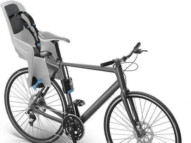 seggiolino bici posteriore