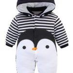 tutina pagliaccetto invernale neonato
