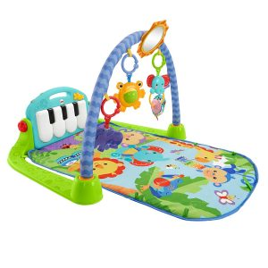 Fisher-Price Palestrina Baby Piano 4-in-1 - giochini neonati 3 mesi