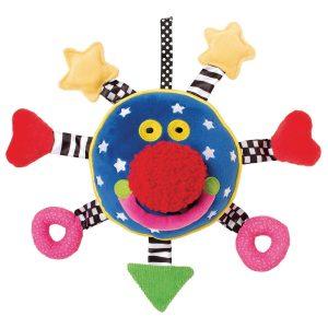 Manhattan Toy 201220 - Whoozit, Giocattolo da impugnare