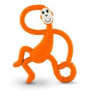 Matchstick Monkey Scimmietta Danzante Gioco per la Dentizione - giochini neonati 3 mesi - giochini neonati 4 mesi
