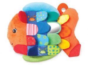 Melissa & Doug Flip Fish Toy - giochini neonati 3 mesi