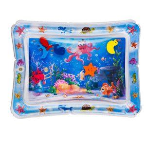 Splashin'kids Materassi gonfiabili gonfiabili ad acqua per neonati e bambini piccoli - giochini neonati 3 mesi