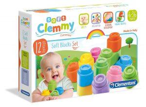 Mattoncini Morbidi - giochini neonati 6 mesi