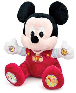 Peluche Interattivo, Baby Mickey