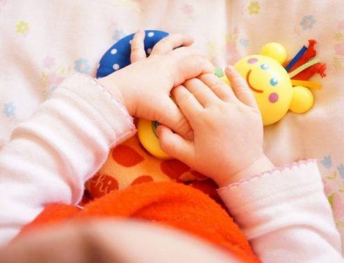 Giochini per Neonati da 0 a 6 mesi divertenti e sicuri