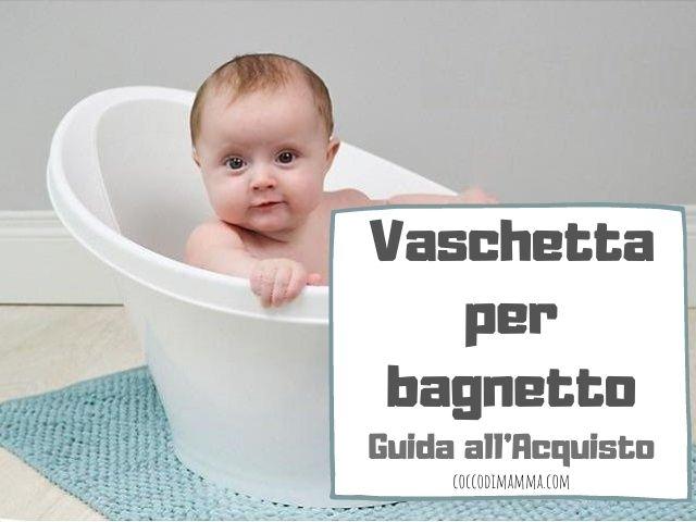 vaschetta bagnetto
