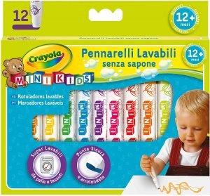 CRAYOLA- Mini Kids Pennarelli - colori per bambini