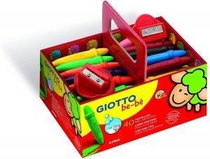 Giotto be-bè Superpastelloni Cera Schoolpack