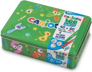 Pennarelli Superlavabili Carioca Box