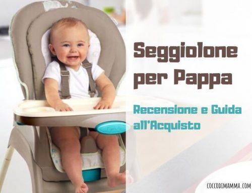 Seggiolone Pappa: Guida all'Acquisto e Recensioni 2020