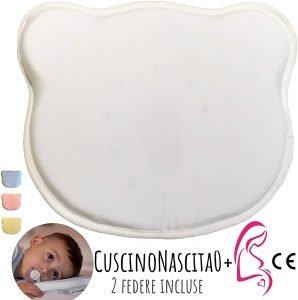 CuscinoNascita0+ Neonato Plagiocefalia