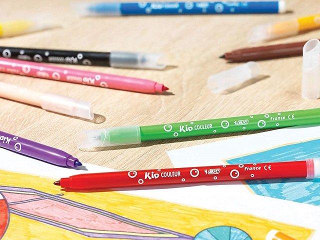 migliori pennarelli per bambini
