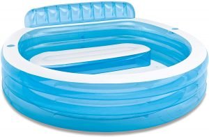 Intex-57190 Piscina Family con Poltrona