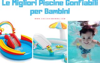 miglior piscina gonfiabile per bambini