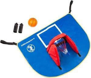mini canestro per tappeto elastico ultrasport