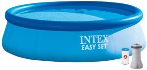 piscina gonfiabile intex easy set