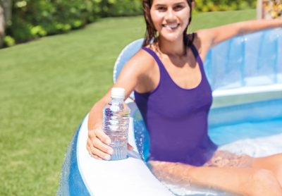 porta-bicchieri - intex - piscina gonfiabile