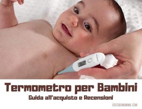 Termometro per Bambini: Guida all'Acquisto e Recensioni