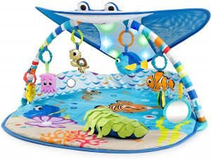 Disney Baby, Palestrina Attivita' con Giochi, Maestro Ray Ocean Lights