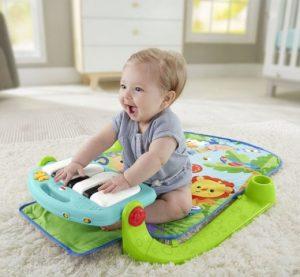 fisher price baby piano