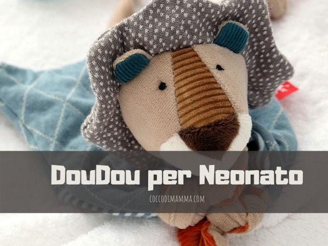 doudou per neonato