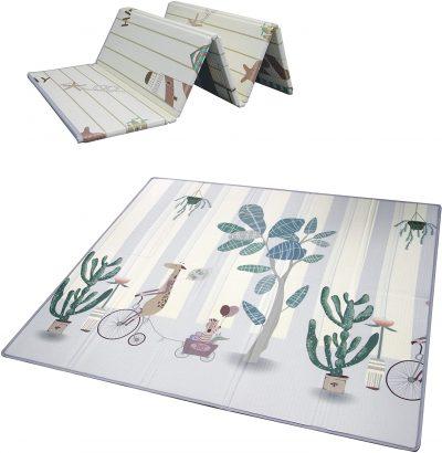tappeto pieghevole per bambini