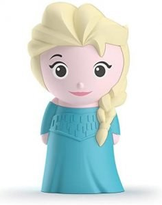 Luce Notturna per Bambini Elsa Frozen di Philips Lighting Disney